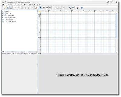 Sweet home 3d software per arredare al meglio la nostra for Software per arredare casa