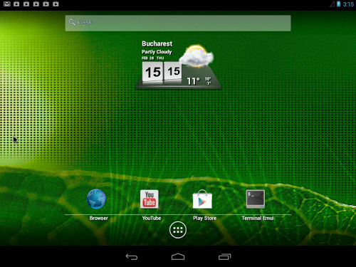 android-x86-home