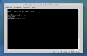 archlinux-virtualbox
