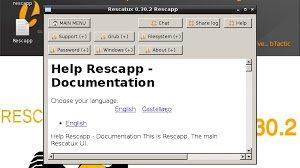rescatux-apps