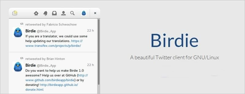 birdie-twitter-linux