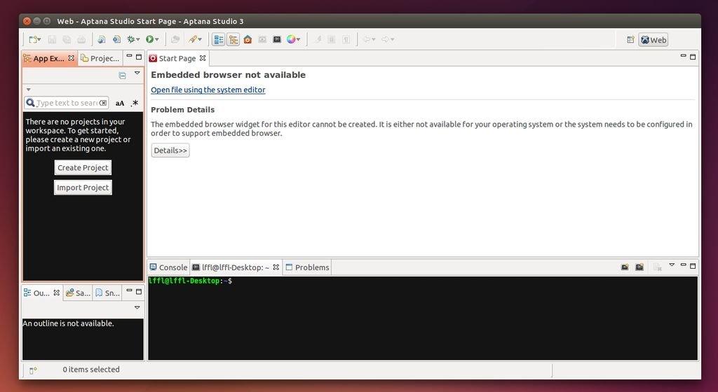 Installare Aptana Studio 3 in Linux - Lffl org