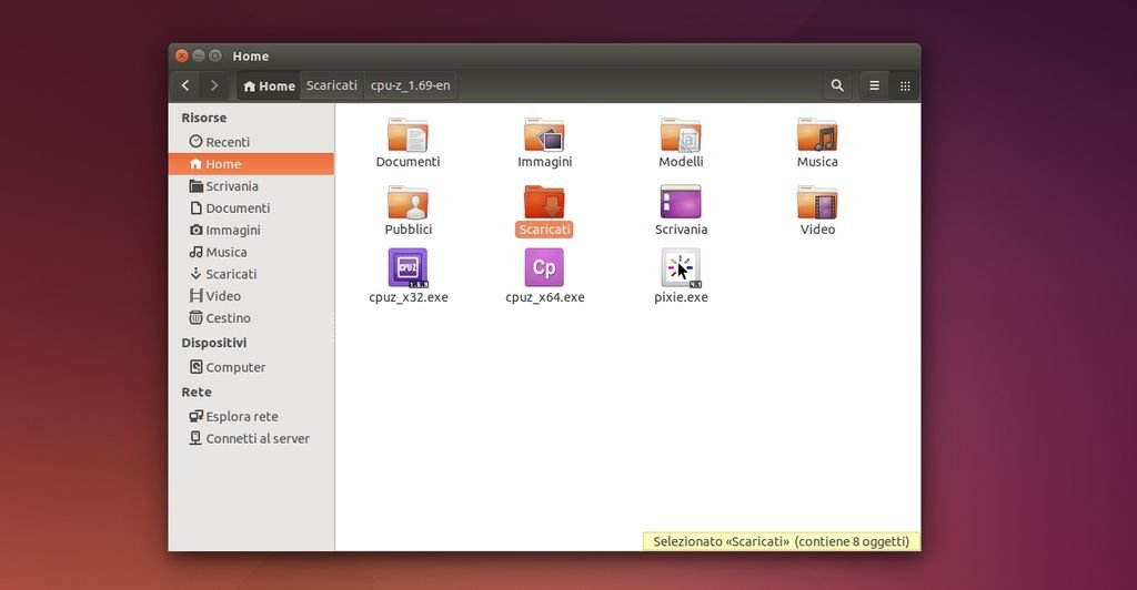 gnome-exe-thumbnailer-ubuntu