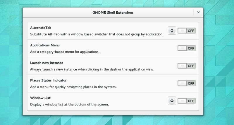 gnome-shell-extension-prefs