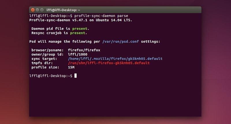 profile-sync-daemon-ubuntu-linux