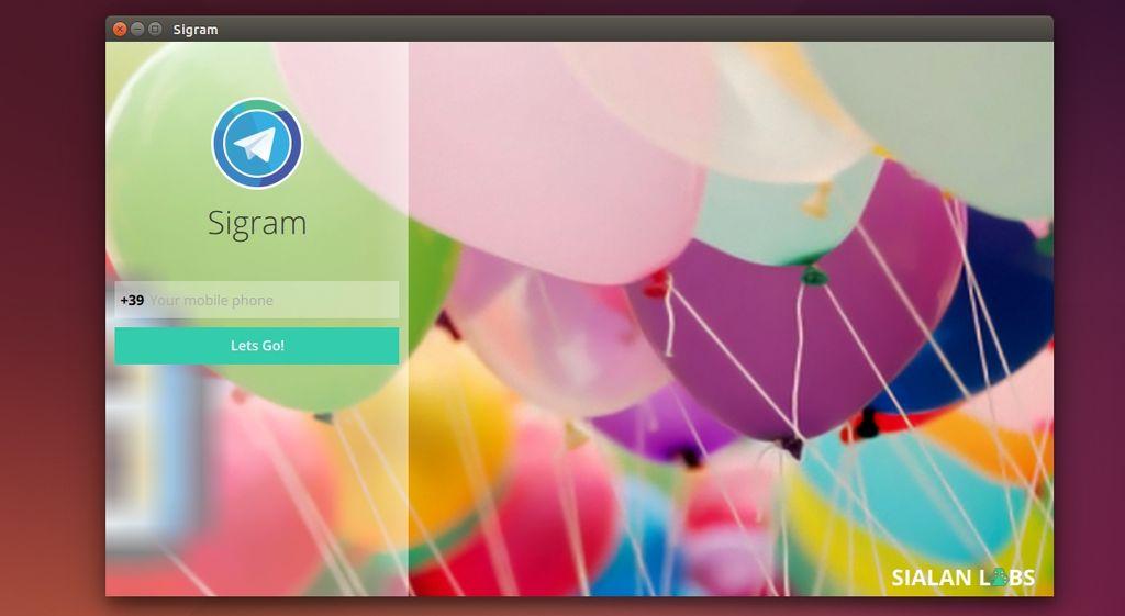sigram-telegram-ubuntu-linux