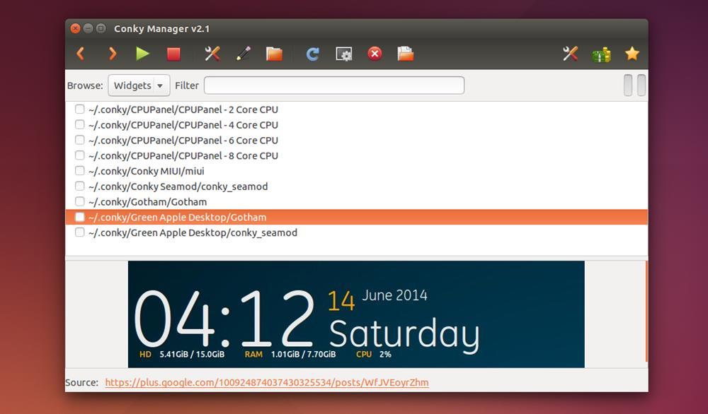 conky_manager_ubuntu