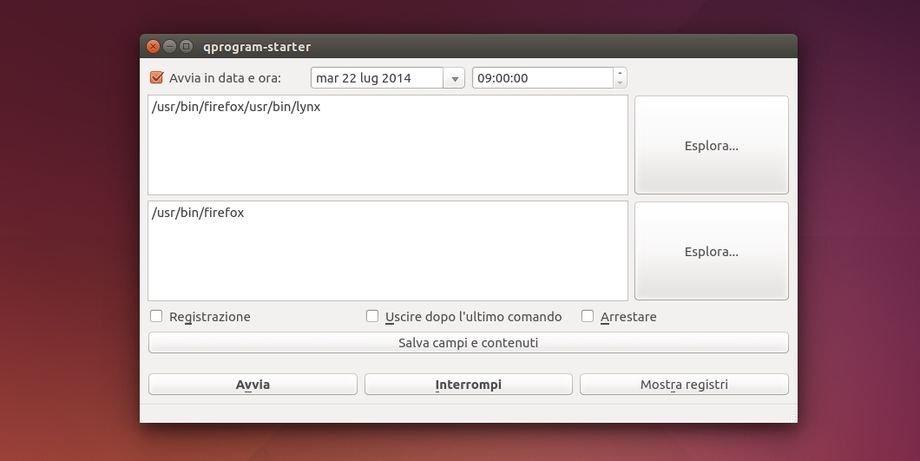 qprogram-starter