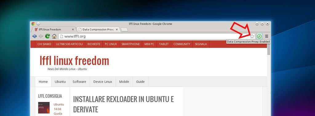 how to get proxy on google chrome on mac