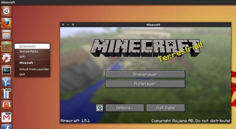 minecraft-ubuntu