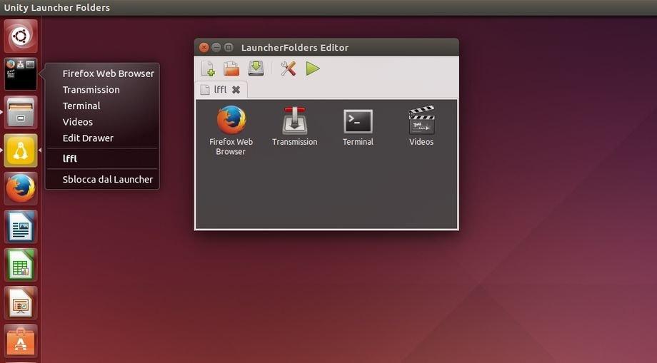 ubuntu-launcher-folders