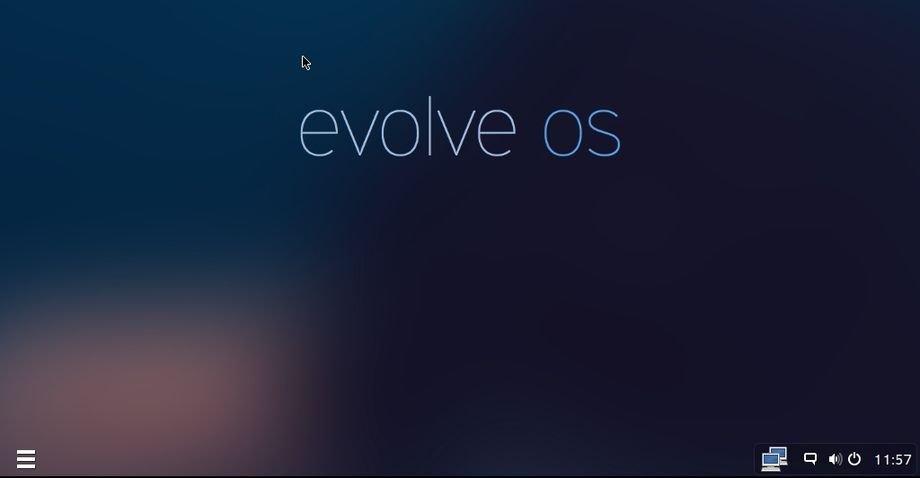 evolve-os-beta