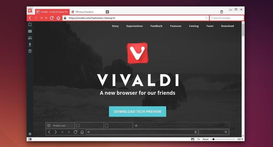 vivaldi-browser-linux