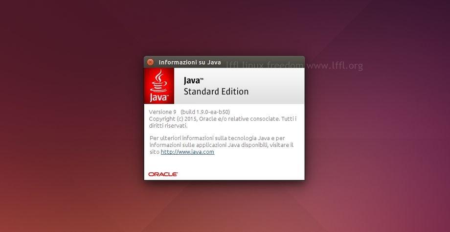 ubuntu java machine