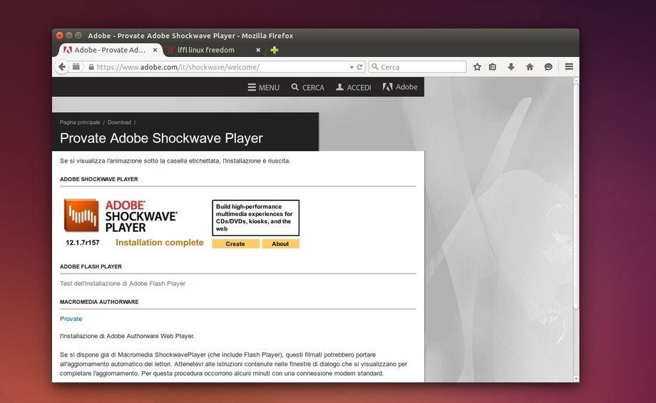 adobe-shockwave-linux