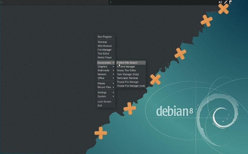 CrunchBang-Debian-Jessie