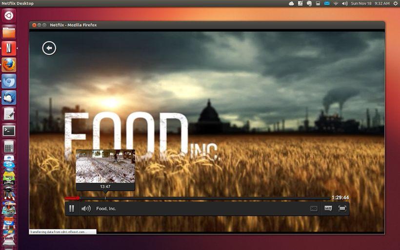 netflix-ubuntu