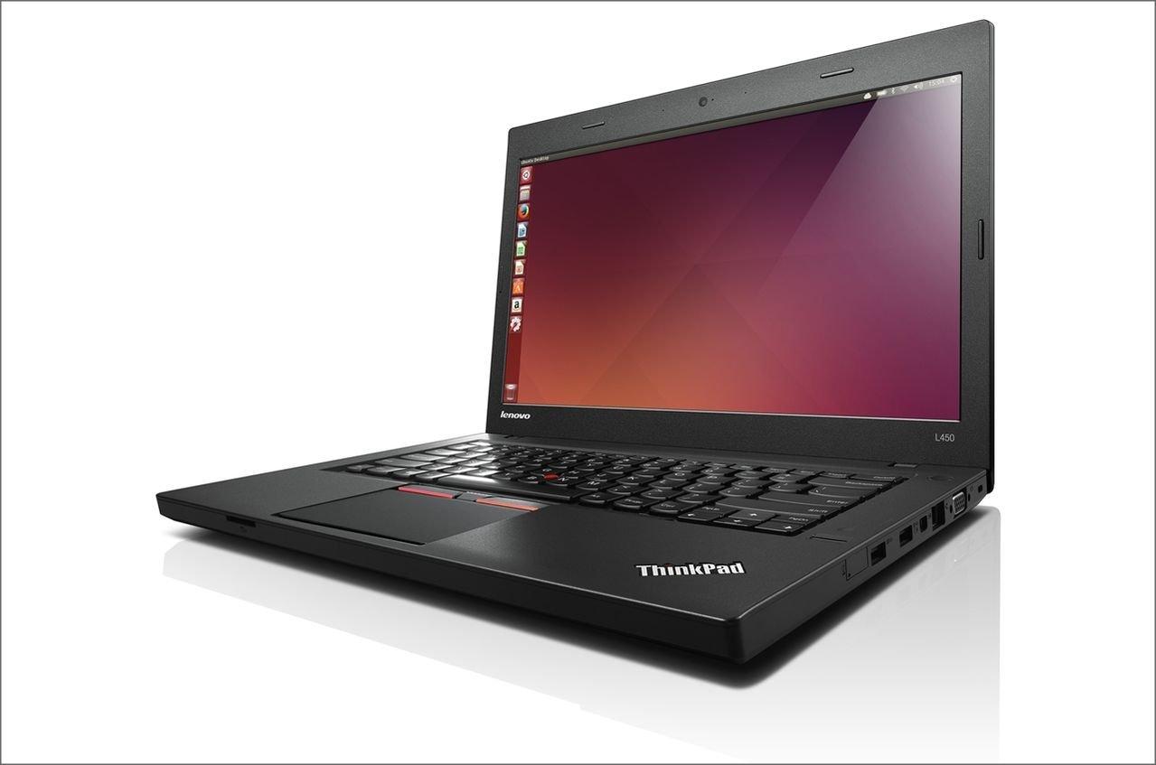 Lenovo-Thinkpad-L450-ubuntu