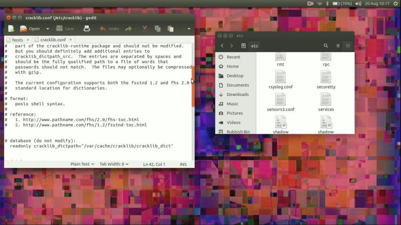 scrollbar-gnome-ubuntu