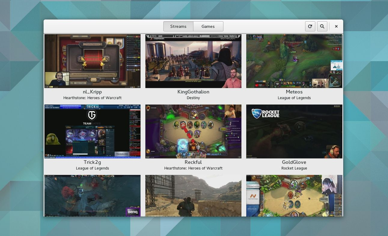 twitch how to add a community