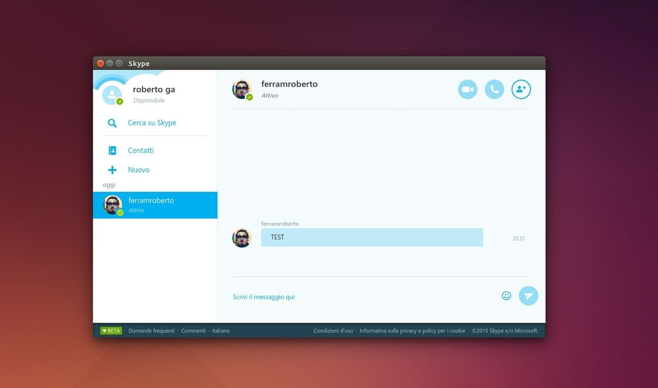 skype-unofficial-client