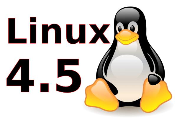 linux kernel 4.5
