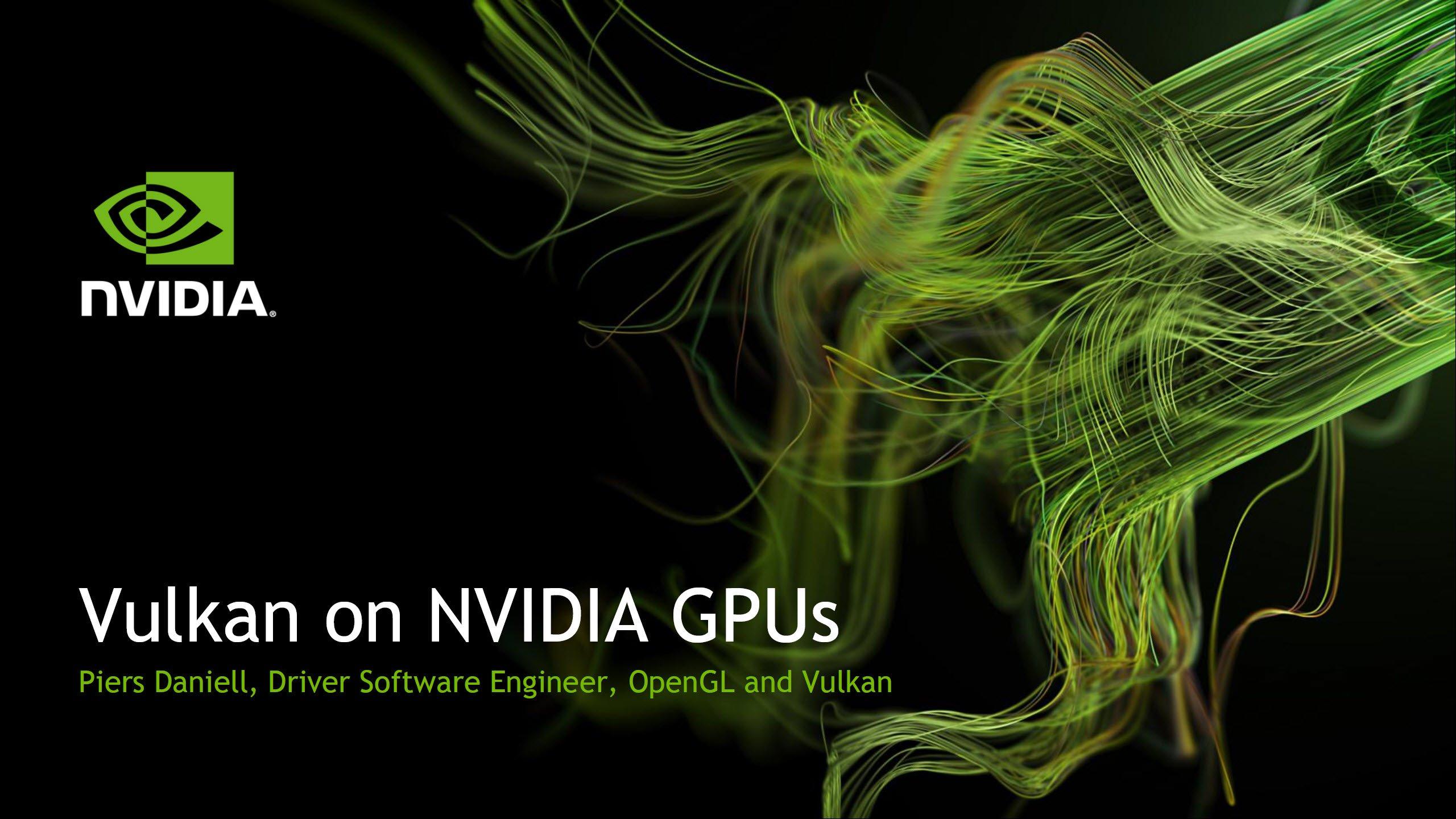 nvidia-driver-vulkan