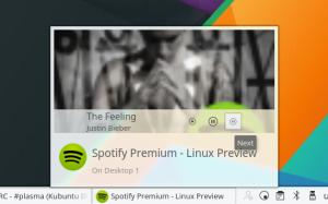 KDE Plasma 5.6