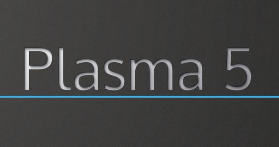 KDE Plasma 5-logo