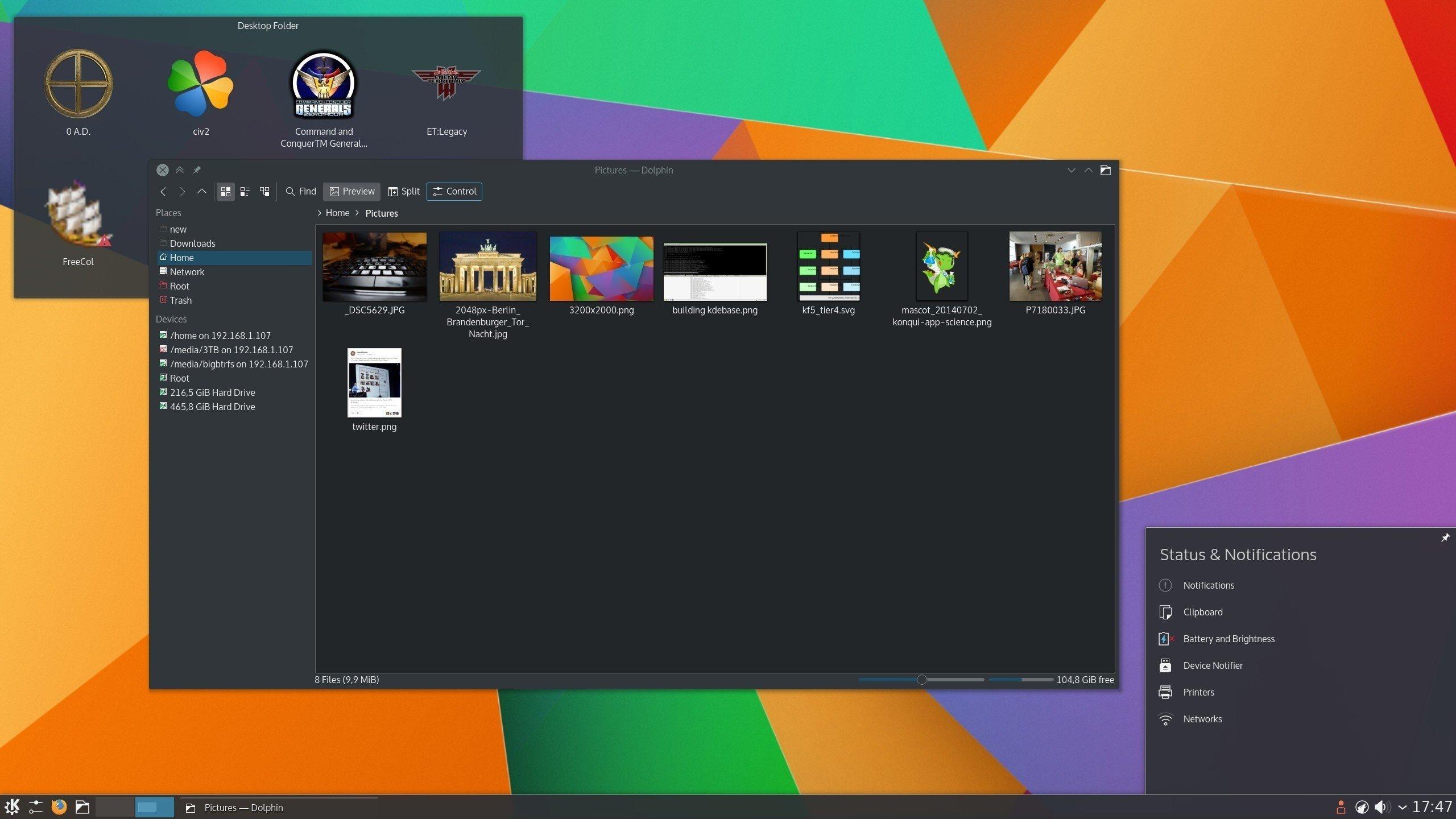 KDE Plasma 5.6.3-1