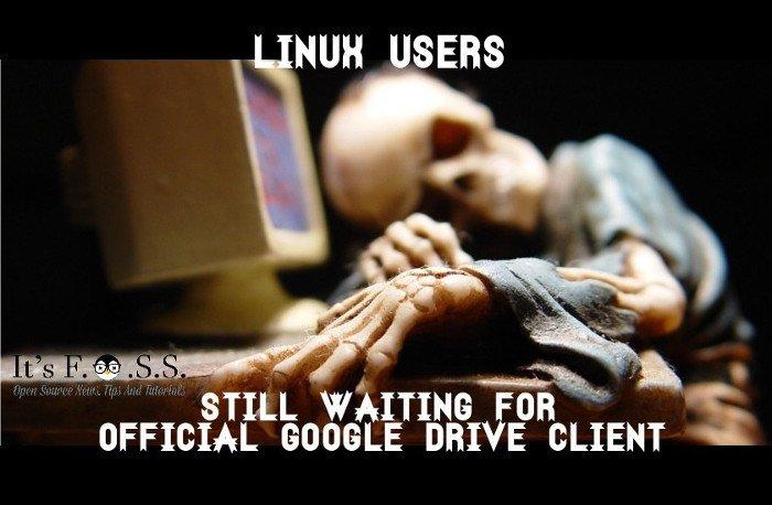 Drive Linux