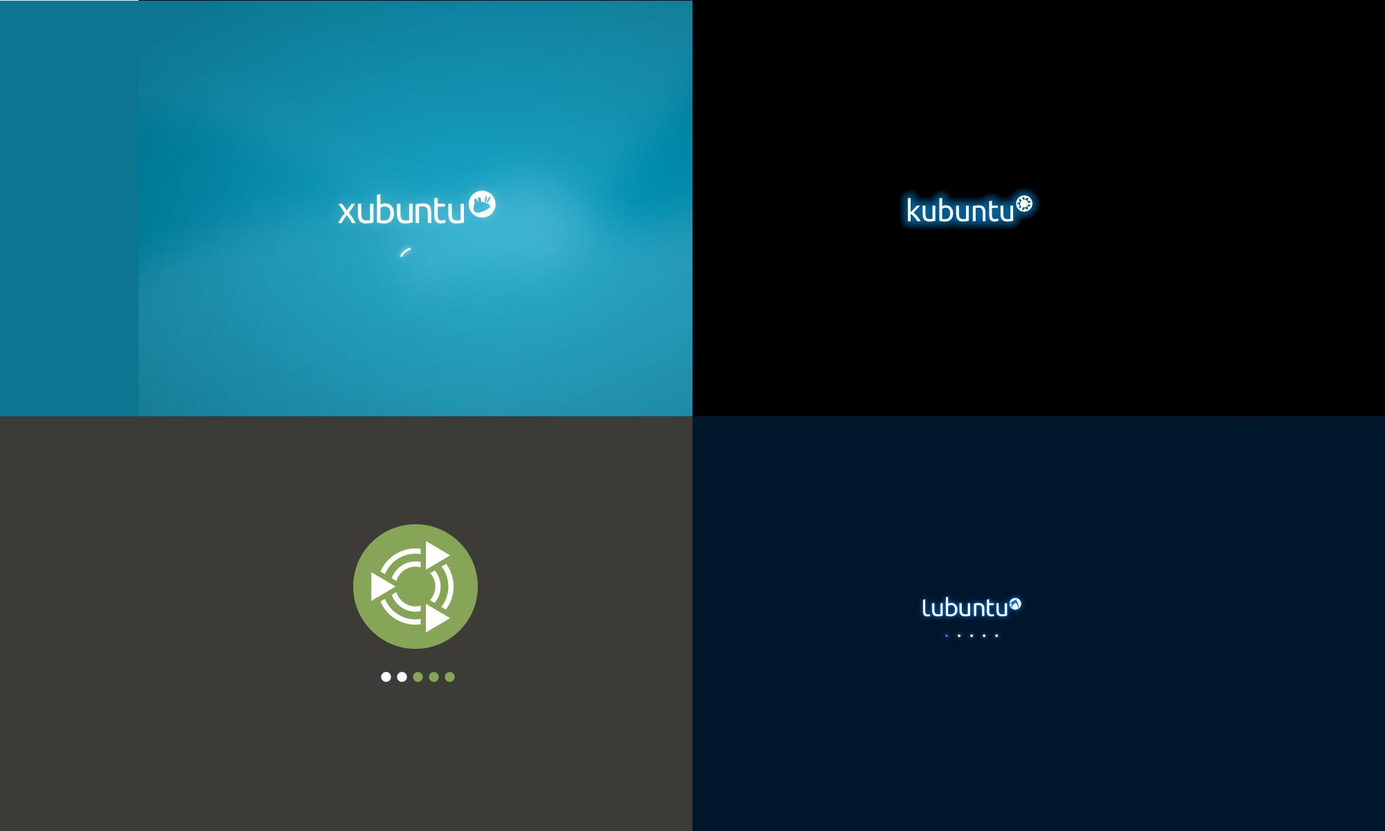 Derivate ufficiali Ubuntu