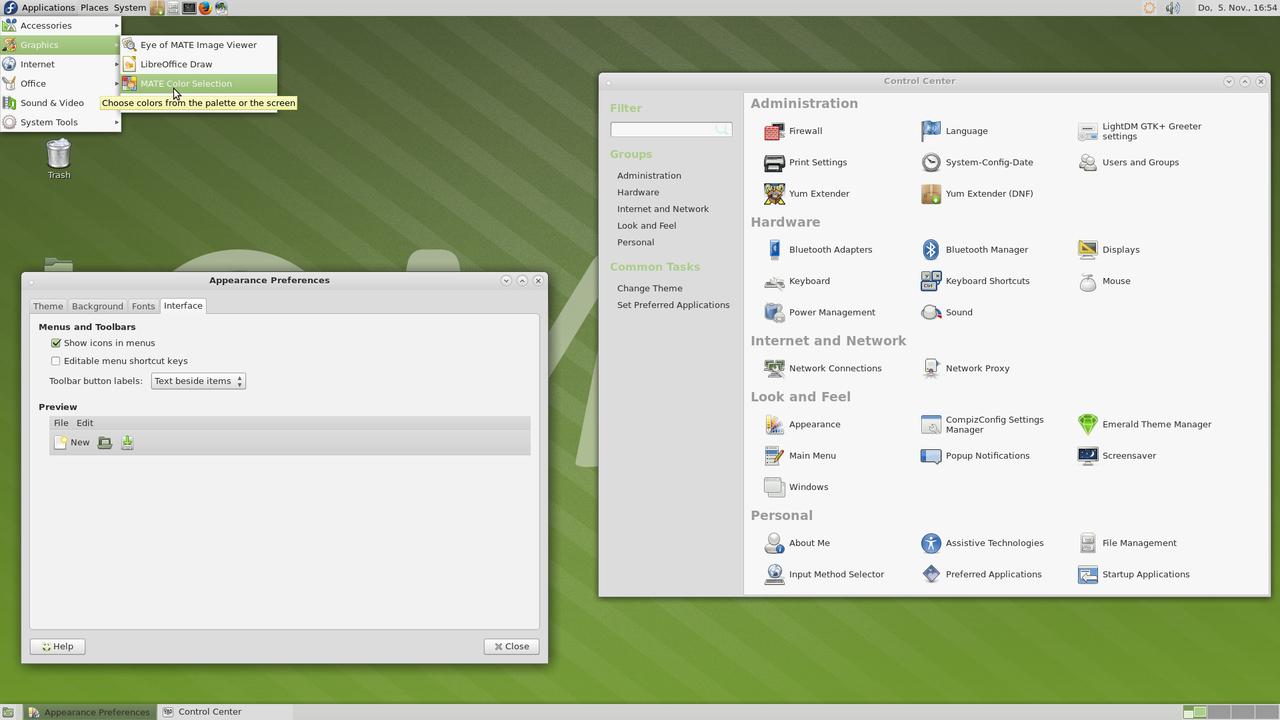 mate desktop-2