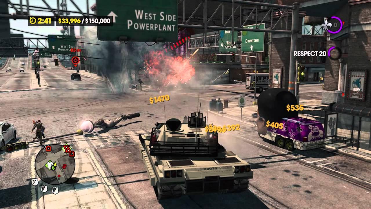 gameplay_ Saints Row
