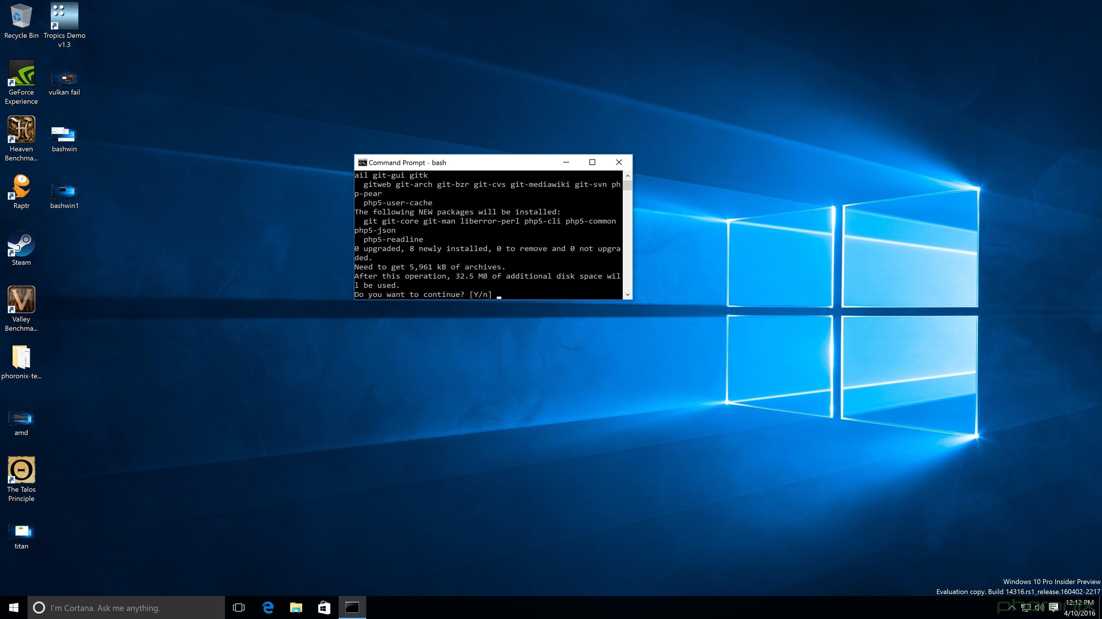 windows_bash test