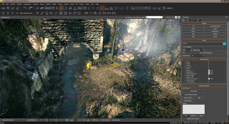 CryEngine-editor-1