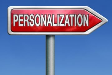 personalization