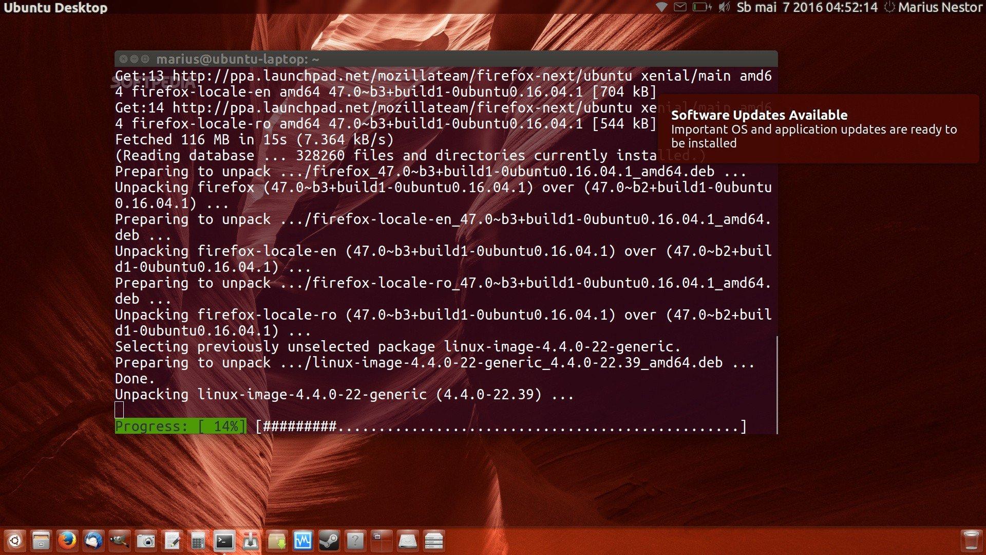 ubuntu aggiornamento kernel