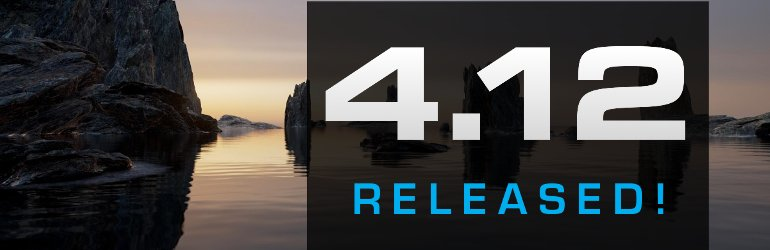 Unreal Engine 4.12 - header