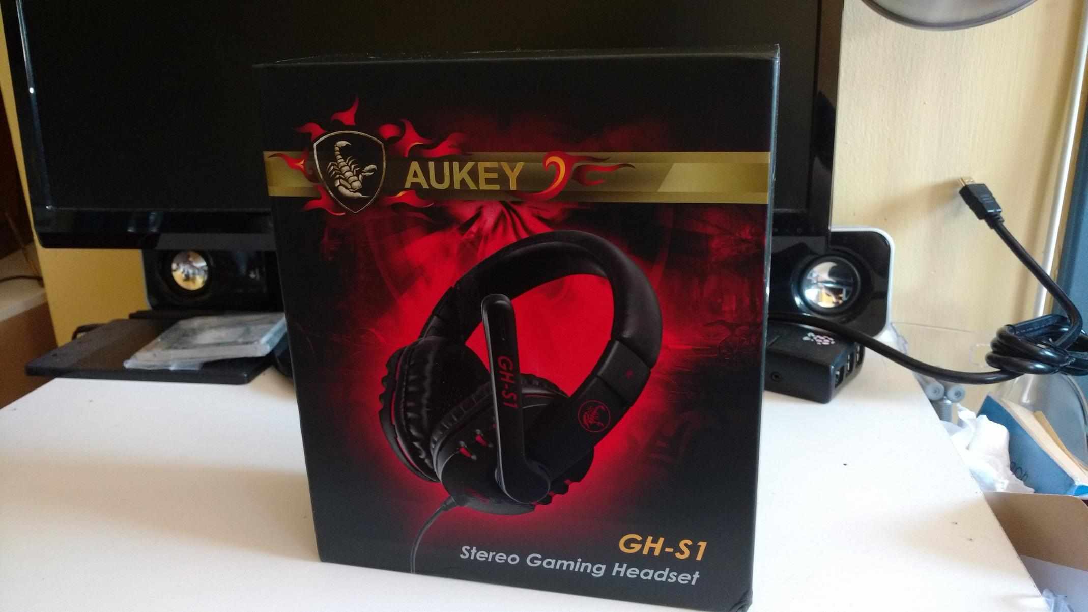 Aukey GH-S1 - Box