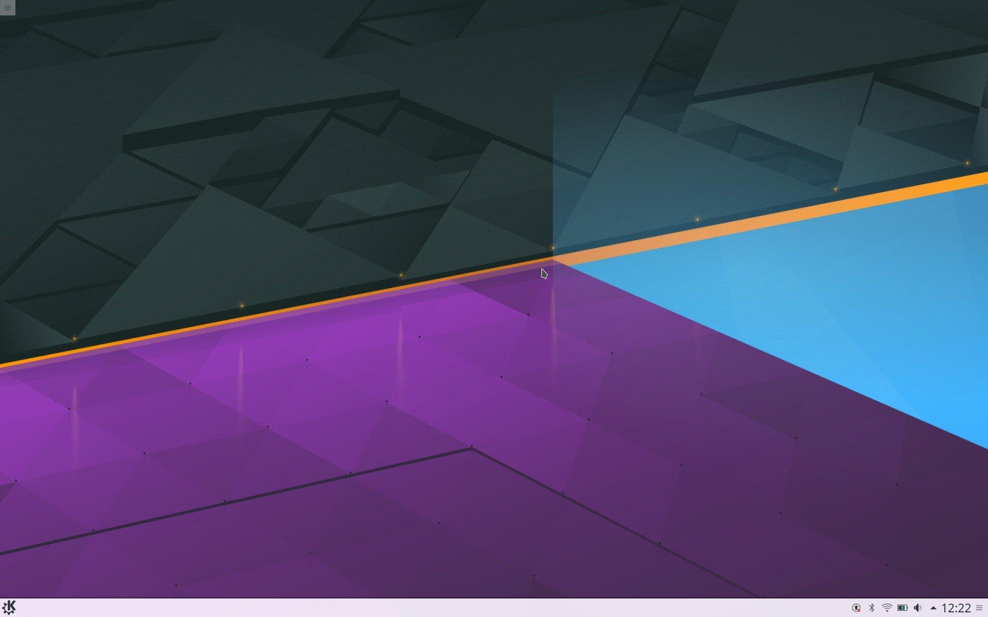 KDE Plasma 5.7 - logo