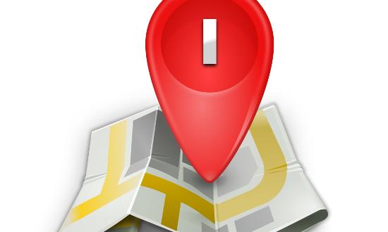 GNOME-Maps-logo