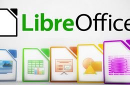 libreoffice - header