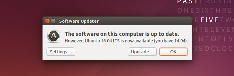 ubuntu-14.04 Ubuntu 16.04.1