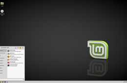 xfce- linux mint 18 beta