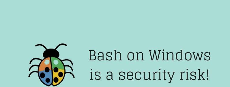 Bash-on-Windows