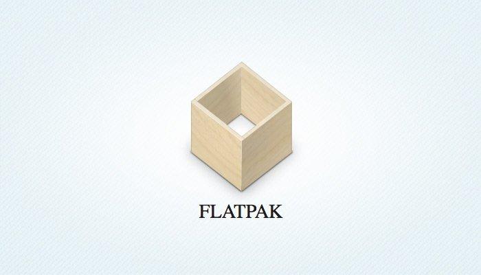 flatpak-logo gnome 3.22