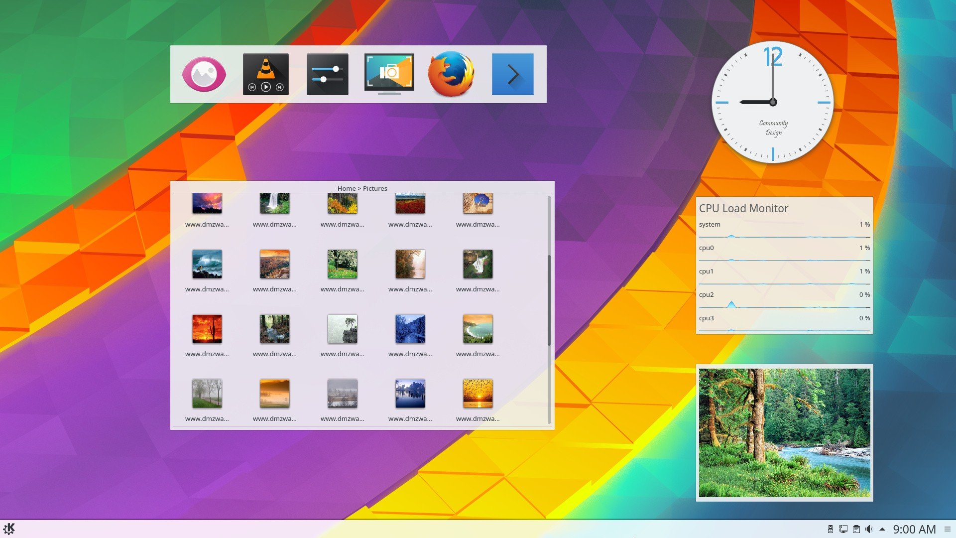 kde plasma 5.8 beta