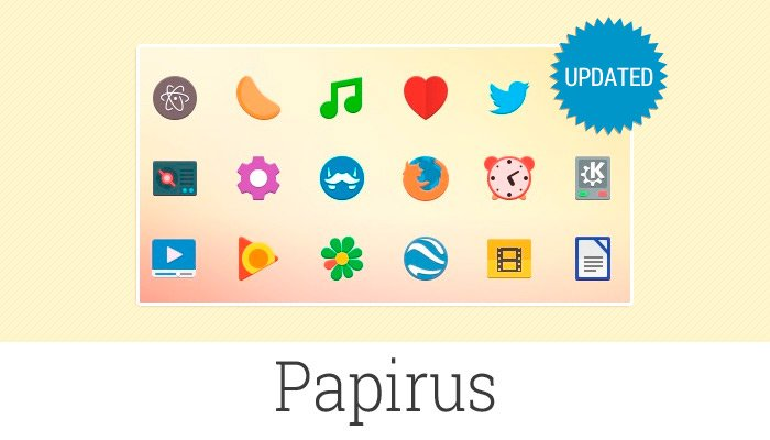 papirus icons-update