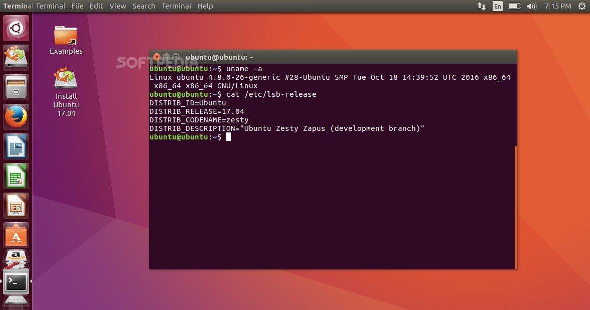 ubuntu ISO